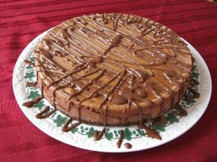 chocolate cheese cake recipe