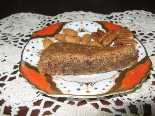 dark fruit cake recipe