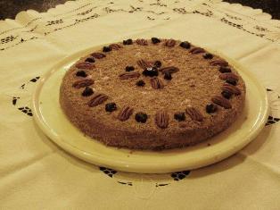 pecan cake recipe