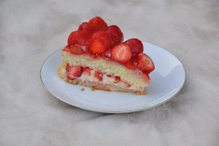 recipe for strawberry cake